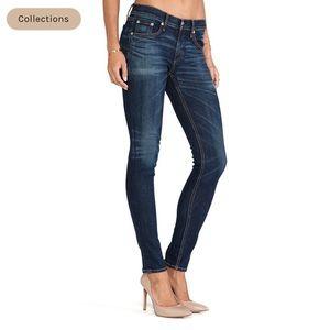 Rag & Bone Skinny Jeans - 26 - Doheny